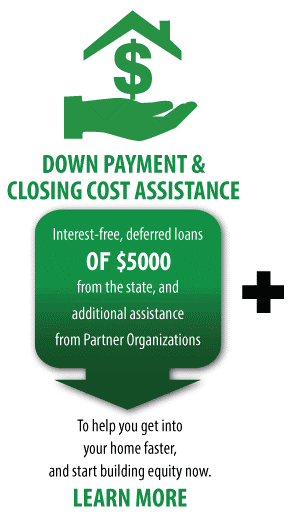 More Information on Downpayment and Closing Cost Assistance